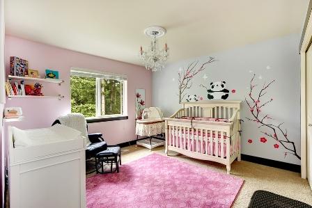 Ein Kinderzimmer kann ganz schön teuer werden
