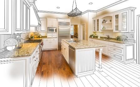 Küchenplanung / Visualisierung