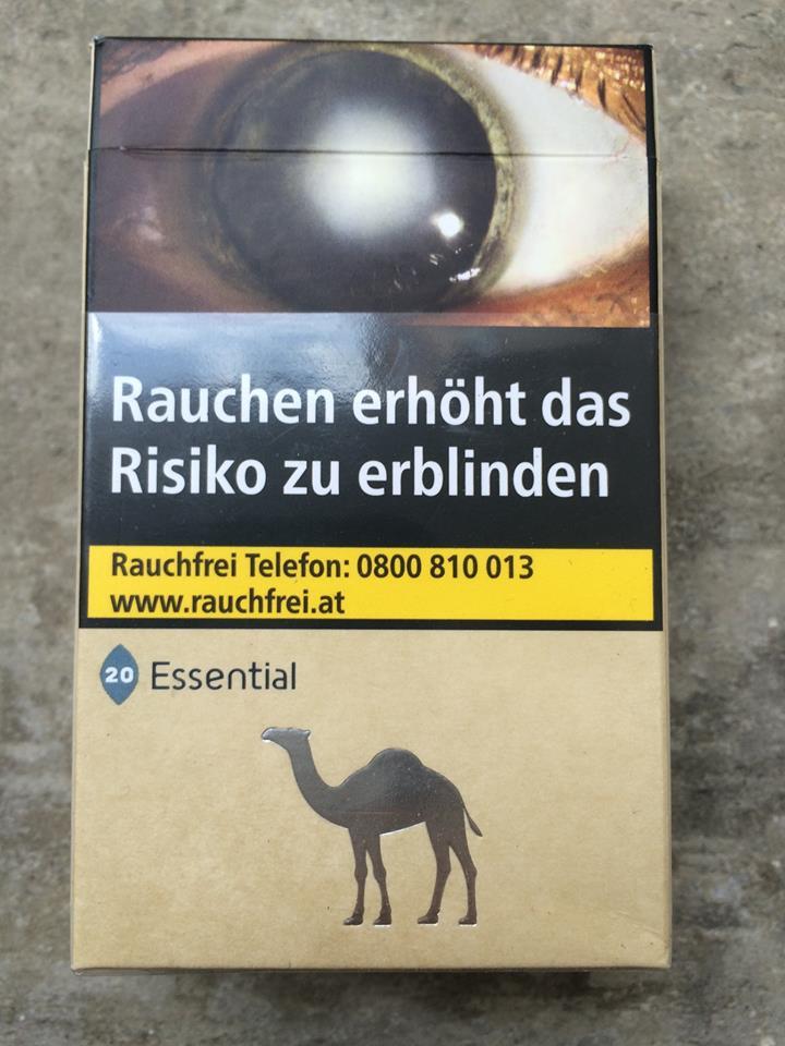 Rauchen erhöht das Risiko zu erblinden