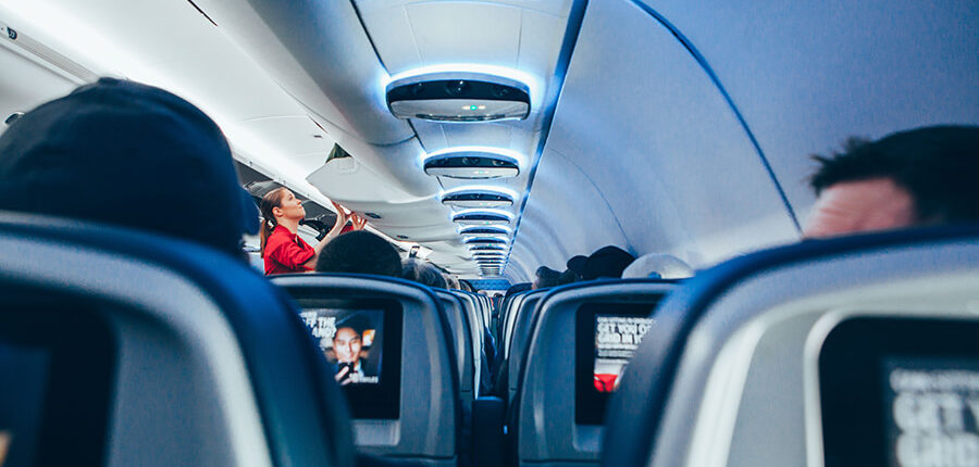 Gehalt einer Stewardess
